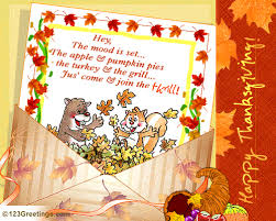 Thanksgiving Invites A Special Thanksgiving Invite Free Dinner Ecards