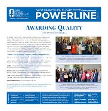 Powerline May June 2016 By Saint Francis Medical Center Issuu