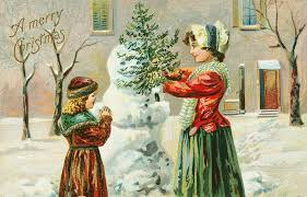 Vintage Christmas Images and Illustrations Free CC0 Public Domain | rawpixel