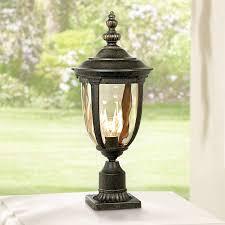 Lamp Post Lights Amazon Bellagio Vintage Outdoor Post Light Bronze 25 Inch Tall