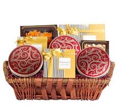 vip executive dried fruit and nut gift basket