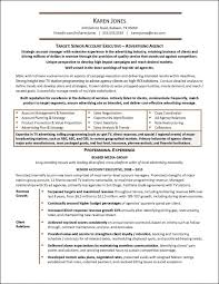 Advertising Account Director Resume Examples
