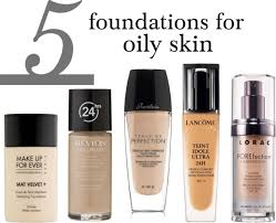 lightweight foundation for oily skin the radiance reports top 5 foundations for oily skin