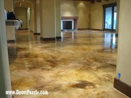 basement floor paints types of painted concrete floors and how to choose yours concrete basement floor