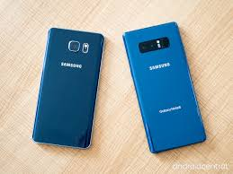 samsung note 5. samsung galaxy note 8 vs. 5: should you upgrade? 5