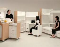 space saving folding furniture. foldaway furniture packs a house into one room pics folding furniturespace saving space