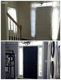 painting interior doors white best