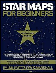 Star Chart Book Star Maps For Beginners 50th Anniversary Edition I M