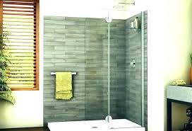 plastic shower doors alternatives to glass shower doors plastic shower curtain alternatives to glass doors according plastic shower doors