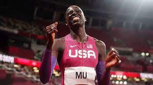 Olympics: Athing Mu ends long American ...