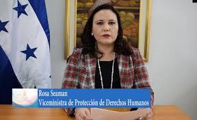 Secretaría de Derechos Humanos de Honduras - 📌La Subsecretaria de ...