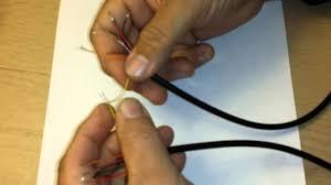klipsch promedia 2 1 din plug repair