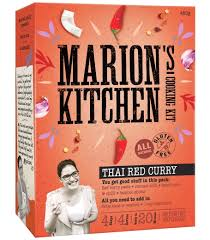 Thai Red Curry - Marion's Kitchen