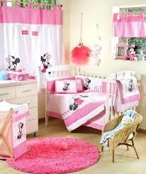 disney crib bedding baby nursery baby nursery bedding baby mouse flower 4 piece crib set disney crib bedding
