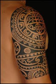 Hawaiian Tribal Tattoos Get Tribal With Hawaiian Tribal Tattoos