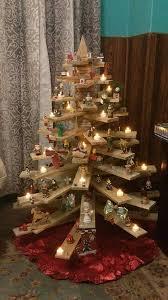 pallet christmas tree chevron. pallet christmas tree-homesthetics.net (7) tree chevron r