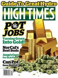 free high times magazines