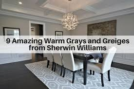 what are the best warm grays and greiges when it comes to paint colors