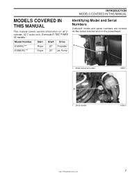 2008 Johnson Evinrude E Tec 55mfe 55 Mfe Service Repair Manual