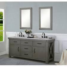 double bathroom vanity. cleora 72\ double bathroom vanity n