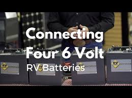 6 Volt Battery Wiring Diagram For Coach 6 Volt Battery Series Wiring