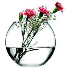 pasabahce round glass flower vase fish bowl balloon centerpiece wedding giftbox 1 of 2free