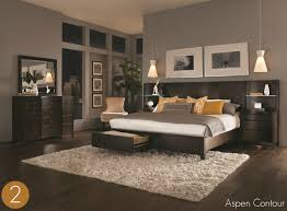 fair aspen bedroom furniture for napa sleigh storage bedroom set in cherry aspen furniture picture