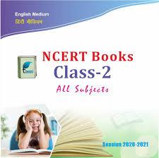 Ncert books class 2 english: Ncert Books For Class 2 All Subjects In Hindi English Medium Pdf
