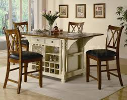 Movable Dining Table Kitchen Room Design Kitchen Cool Brown White Movable Kitchen