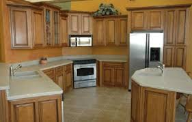 Flat Front Kitchen Cabinets Panel Painted Slab Cabinet Doors