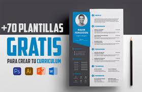 Formatos De Curriculum Vitae En Word Gratis 70 Plantillas Para Curriculum Gratis Varios Formatos