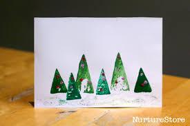 Christmas Card Crafts  NurtureStoreChristmas Card Craft Ideas