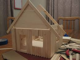 popsicle stick house plans free lovely popsicle stick house plans house plan 2017