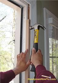 How To Replace Garage Door Jamb Custom Home Design