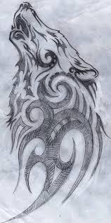 Great Idea For Tattoo Vlci Tetování Vlka Kresby A Tetování