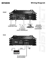 wiring diagrams amp to sub wire car audio diagram stereo at auto how to install car amplifier and subwoofer at Car Stereo Amp Wiring Diagram