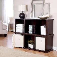 Bookcase Table Townsend 6 Cube Bookcase Hayneedle