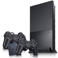sony playstation 2 slim. sony ps2 slim playstation 2 1memory 1ctrl 250gb hdd games playstation
