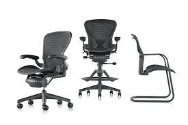 herman miller aeron stool seing chair specs parts list