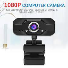 Driver free USB Camera 1080P HD Webcam PC Camera Rotatable Conference Video  Record Live Web Camera For Yahoo Skype MSN ICQ|Webcams