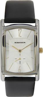 <b>часы</b> наручные <b>Romanson</b> DL4108CMC(WH)