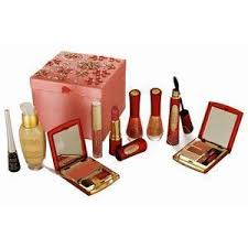 herbals 9 piece complete make up kit glamour naturals