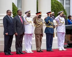 Kenyan Cabinet Secretaries Kenya Ethiopia To Forge Stronger Ties Geeska Afrika Online