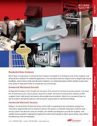 Residential Door Hardware Commercial Mechanical Security