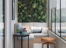 balcony green wall ideas vertical