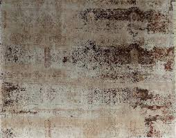 beige brown distressed traditional area rug 8x10 chocolate rugs