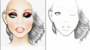 Face Charts For Sale