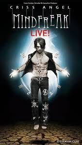 criss angel live 1