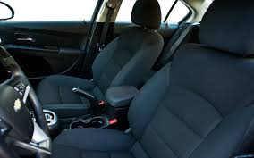 2012 Chevy Cruze Front Seats Photo #38447332 - Automotive.com