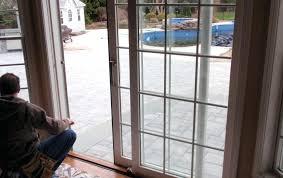 door glass replacement cost extraordinary screen window patio